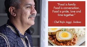 sodexo cuisine sodexo culinary excellence chef rajiv s in my kitchen