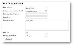 non conformance report template non conformance report fieldstation co