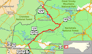 Cleveland Tennessee Map by U S Route 129 In North Carolina Wikipedia