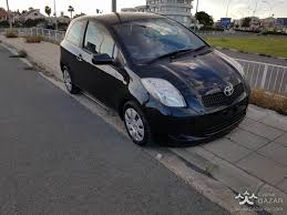 toyota yaris 2006 hatchback 1 3l petrol manual for sale larnaca