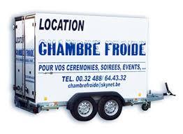 location chambre frigorifique location chambre froide pour vos cérémonies soirées events