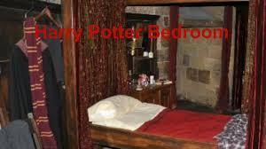 Harry Potters Room At Hogwarts Bedroom Ideas Potter Bedding Set