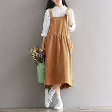 popular women corduroy dresses buy cheap women corduroy dresses