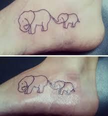 mother child tattoos picmia