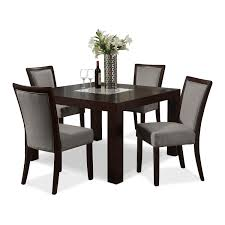 dining room chair dining room sets leather chairs grey kitchen