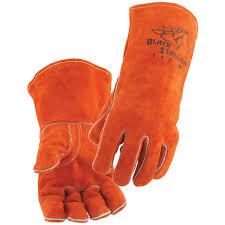 Split Cowhide Stick Gloves Select Shoulder Split Cowhide Stick Glove