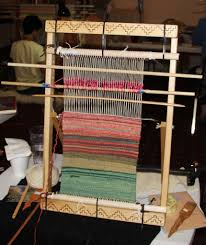 new in the mercantile portable navajo looms by fred tso weaving