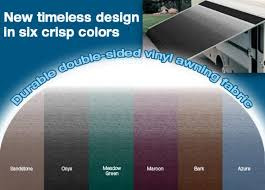 Awning Colors Dometic Awning Fabric Colors 14 To 21 Awning Fabric For Dometic