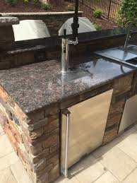 kitchen awesome outdoor kitchen sink cabinet outdoor barbecue