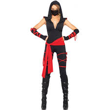 stealth ninja womens costume halloween costumes