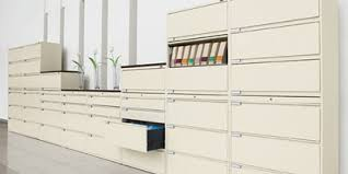 Lateral File Cabinets Lateral File Cabinets 1200 Series Lateral Units Lockable