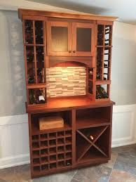Wine Storage Cabinet Custom Wine Cellars Ahi Designs Rochester Ny