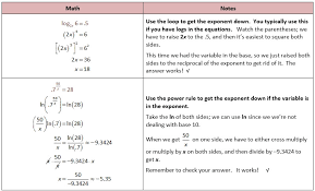 exponential equations worksheet with answers solving exponential and logarithmic