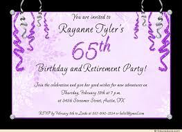 retirement invitations festive retirement party invitation gold streamers glitter
