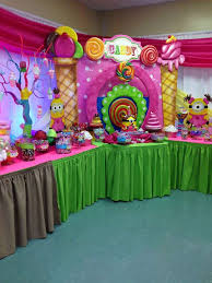 candyland party birthday party table decoration ideas images of photo albums photo