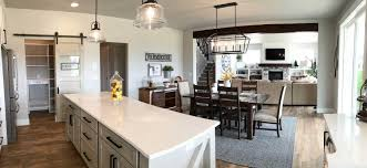 Open Concept Farmhouse by Cypress Homes