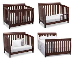 Target Convertible Cribs Delta Children Clermont 4 In 1 Convertible Crib Target For Baby