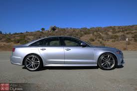 audi a6 review 2016 audi a6 3 0t review with