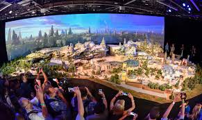 Living With The Land Ride by Here Is What U0027star Wars U0027 Land Will Look Like According To