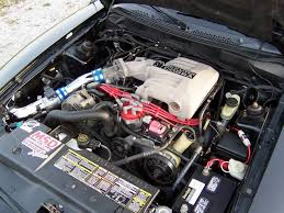95 mustang engine joined the 94 95 crowd my 1994 cobra coupe ford mustang