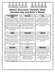 cracking the periodic table code pogil extension questions for cracking periodic table code docx