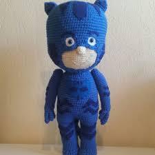 pj masks knit patterns patterns kid
