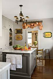 cottage style kitchen islands our best cottage kitchens southern living