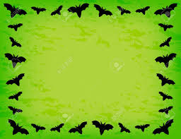 halloween background bats green halloween bats u2013 halloween wizard
