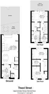 Waterloo Station Floor Plan by 3 Bedroom Terraced House For Sale In Theed Street London Se1 Se1