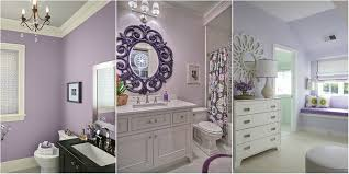 Grey White And Purple Bathroom Bathroom Design Ideas Purple Interior Design