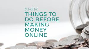 Make Spreadsheet Online 12 Things To Do Before Making Money Online