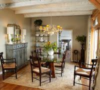 decorating a buffet table in dining room dining room shabby chic
