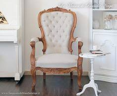 Shabby Chic Armchairs by Shabby Chic Desk Scrivania Shabby Chic By Maisonblancheneige