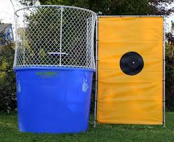 dunk tank rental nj dunk tank rental specials in south jersey jolly jumpers