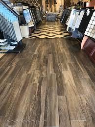 marazziusa traverk chic wood look tile color americano installed