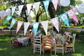 Tea Party Decorations For Adults Diy Birthday Party Idea Tea Garden Party For Girls My Sweet
