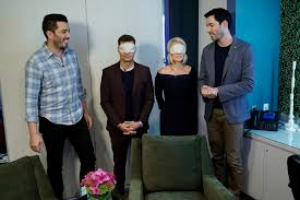 Drew And Jonathan Scott Drew And Jonathan Scott Design Dressing Room For Kelly Ripa And