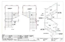floor plan stairs design and layout