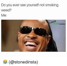 Memes About Smoking Weed - do you ever see yourself not smoking weed me weed memes meme
