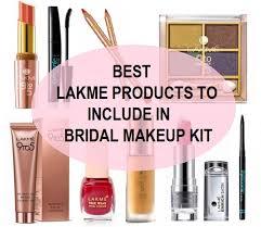 Bridal Makeup Box Lakme Makeup Box In Desh Makeup Vidalondon
