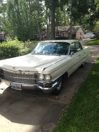 1963 cadillac family car u2013 1963 cadillac sedan deville rusty but trusty