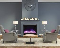 Wall Electric Fireplace 10 Amazing Electric Fireplaces With Changing Flame Color Modern