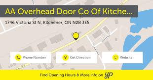 Overhead Door Hours Overhead Door Kitchener Donatz Info