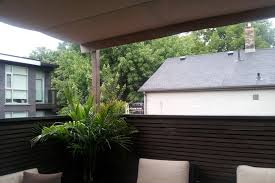 waterproof retractable deck cover in toronto shadefx canopies