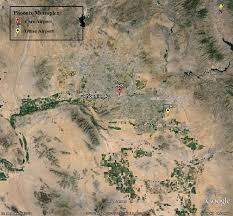 Phx Airport Map Nextgen U2013 Metroplex U2013 Phoenix