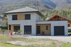 maison à ossature bois rt2012 en savoie la maison bois par
