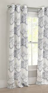 Owl Curtains For Nursery Buy Catherine Lansfield Owl Curtains 168x183cm Pink At Argos