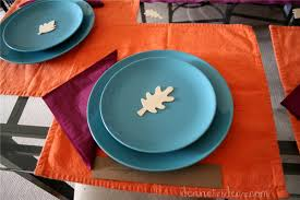 simple thanksgiving simple thanksgiving table setting denna u0027s ideas