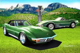 corvette stingray 1953 chevrolet corvette prints and posters 1953 2014 by