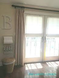 Patio Door Panel Curtains by Patio Door Window Treatments Eclipse Thermal Blackout Patio Door